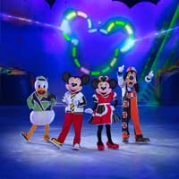 Disney On Ice - Mickey's Search Party