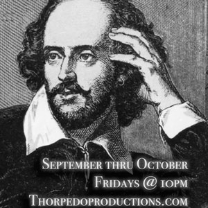 Shakespeare Not Stirred: The Drinking Play