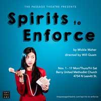 Spirits To Enforce