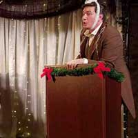 The Comedy Roast of Mr. Scrooge