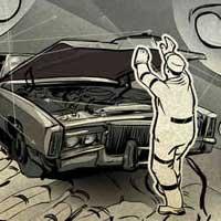 The Last Cadillac