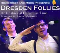 Dresden Follies or Unstuck at Christmas Time