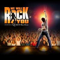We Will Rock You Chicago