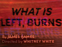 What is Left, Burns