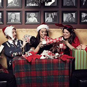 The Second City's Holiday Revue: It's a Wild, Wacky, Wonderful Life,