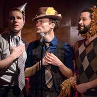 Woz: A Rock Cabaret