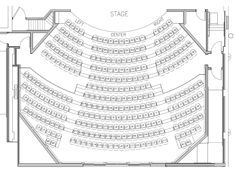 Victory Gardens Biograph Seating Chart - Victory Gardens Biograph Seating Chart - Theatre In Chicago