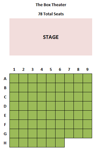 Stage 773 Box Theater Seating Chart