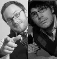 Martin Kamensky and Andrew Hobgood