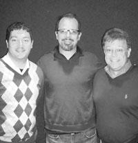 PJ Paparelli, David Catlin, Mark Weston