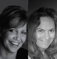 Christine Binder and Sylvia Hernandez DiStasi