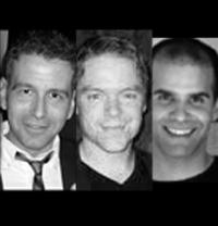 David Cromer, Derrick Trumbly and Eduardo Placer