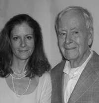 Horton Foote and Hallie Foote
