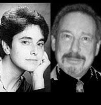 Kelly Kleiman and Jonathan Abarbanel