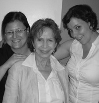 Joyce Piven, Jennifer Green, Susan Payne