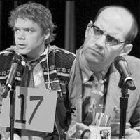Derrick Trumbly & Bill Larkin