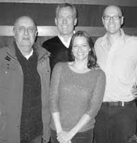 Kevin R. Kelly, John Mohrlein, Gwendolyn Whiteside and Shawn J. Goudie