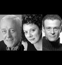 John Mahoney, Rondi Reed, Tom Cox