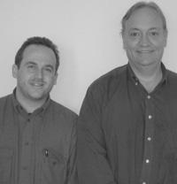 Gabe Greene and Richard Pettengill
