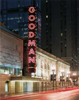 Goodman Theatre Chicago