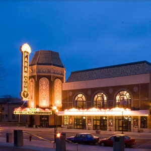 Paramount Theatre in Aurora