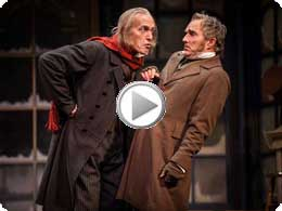 A Chrismas Carol Goodman Theatre Chicago