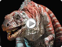 Erth S Dinosaur Zoo Live Broadway Playhouse Chicago