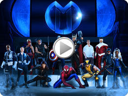 Marvel Universe Live Chicago
