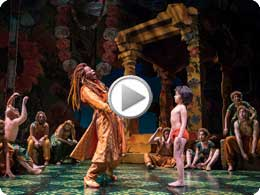 The Jungle Book Goodman Theatre Chicago